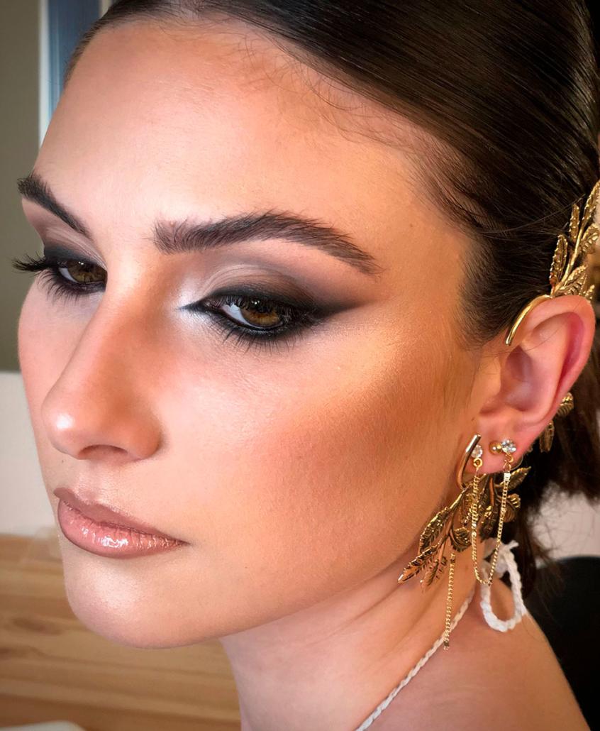 Curso de maquillaje profesional y caracterización